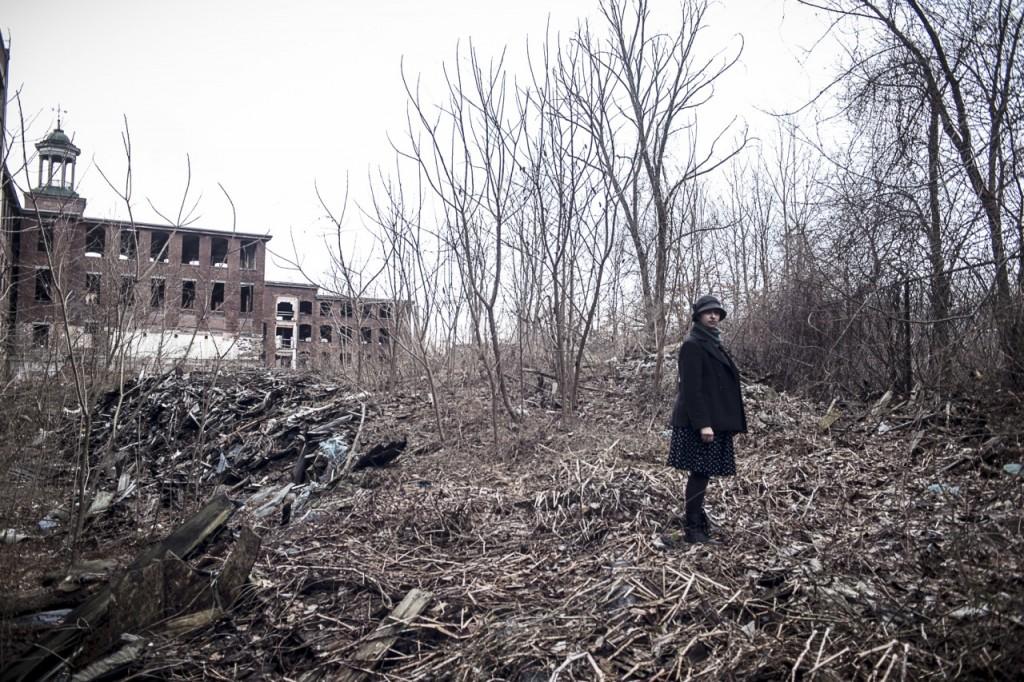 Atop the Ruins